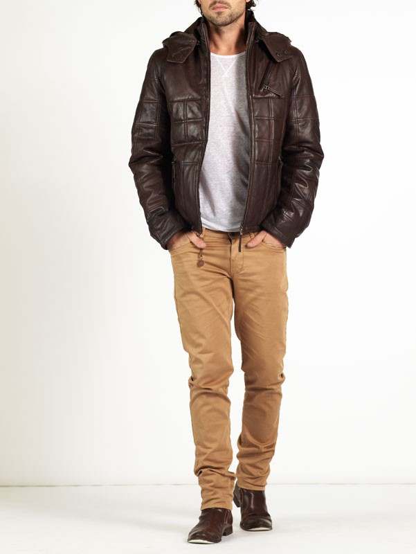 a18716032 Aldo designer leather jacket by hElium hE^2