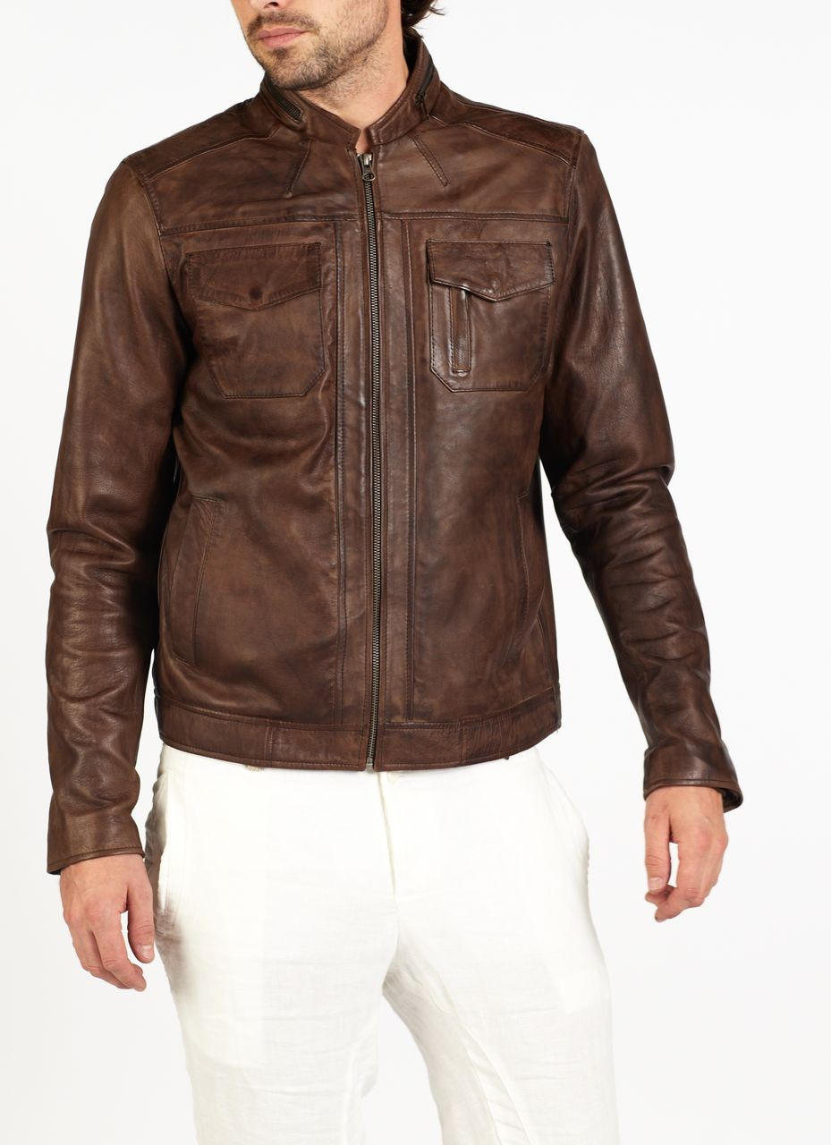 da2c67d73 hELium Biker Leather Jackets hE^2