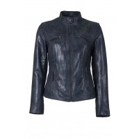 Meghan Leather Jacket by hElium