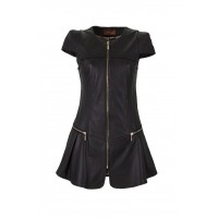 Tasmin Leather Dress