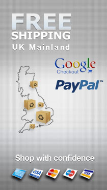 Free Shipping UK Mainland