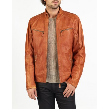 Rino Fresh Leather Jacket by hElium