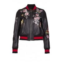 Mya Leather Jacket by hElium