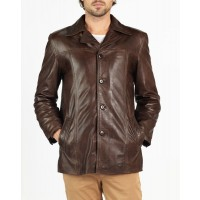 Rico leather jacket by hElium