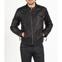 Vito designer biker leather jacket by hElium