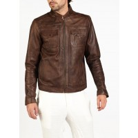 Fino new leather biker jacket by hElium
